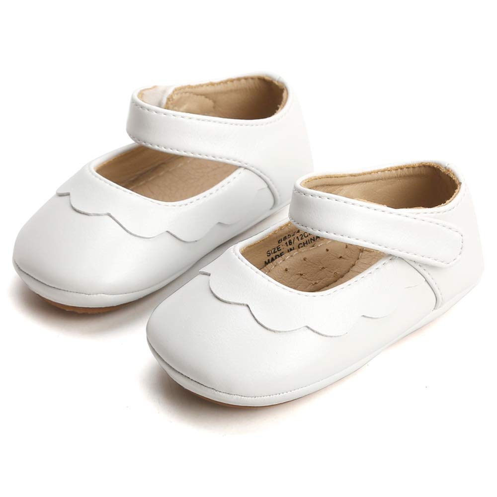 d7efde884643 Bear Mall Baby Girl Shoes Soft Sole Toddler Ballet Flats Baby Walking Shoes  8524 ...