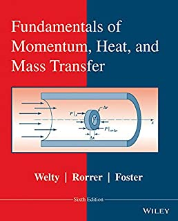 Fundamentals of momentum heat and mass transfer james welty fundamentals of momentum heat and mass transfer fandeluxe Images