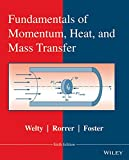 img - for Fundamentals of Momentum, Heat, and Mass Transfer book / textbook / text book