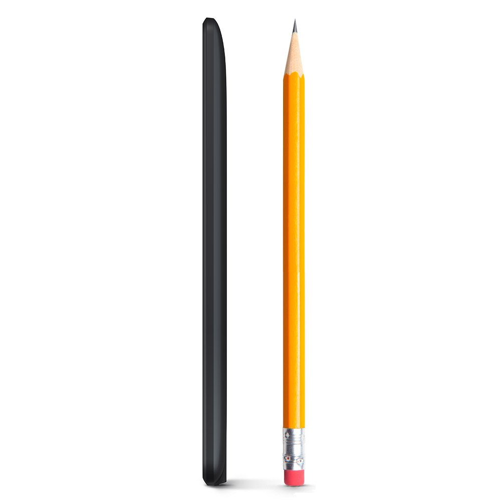 Máy đọc sách Kindle chỉ mỏng bằng chiếc bút chì