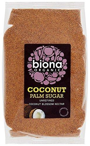 Biona Coconut Palm Sugar 500g - CLF-BNA-12401 by Biona