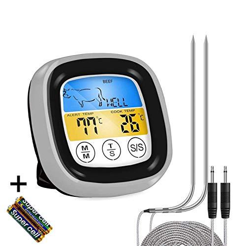 chef alarm thermometer - 9