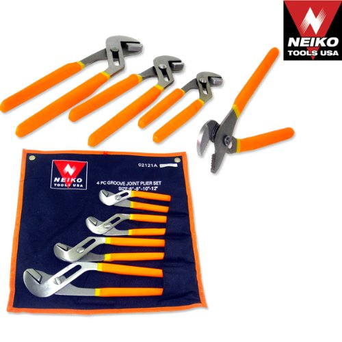 Neiko Tools Groove Joint Plier