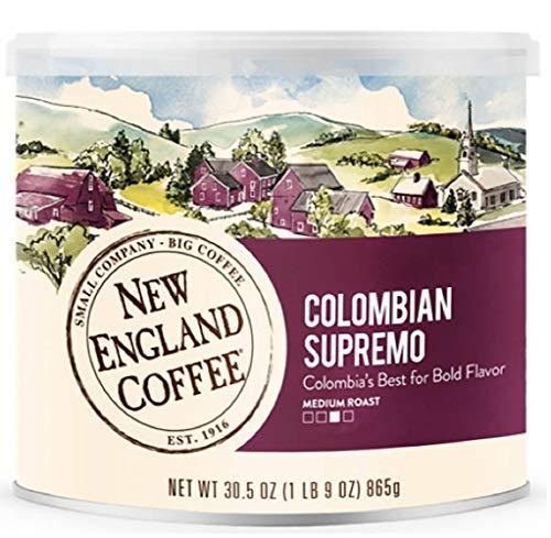 New England Coffee Colombian Medium Roast product image