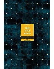 Burn After Writing (Dots)