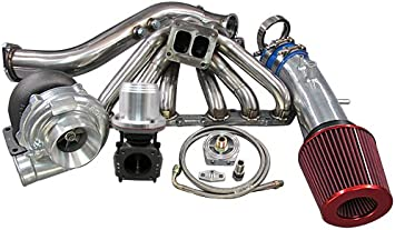 3/'/'Stainless Steel O2 Sensor Downpipe For Toyota Supra 2JZ-GE 2JZ-GTE Engine New