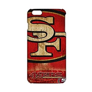 CCCM SF 49ERS RED 3D Phone Case for iphone 4 4s