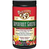 Barlean's Superfruit Greens, Strawberry Kiwi 9.52-oz