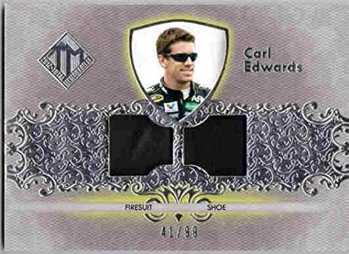 CARL EDWARDS 2011 Press Pass Total Memorabilia Race for sale  Delivered anywhere in USA