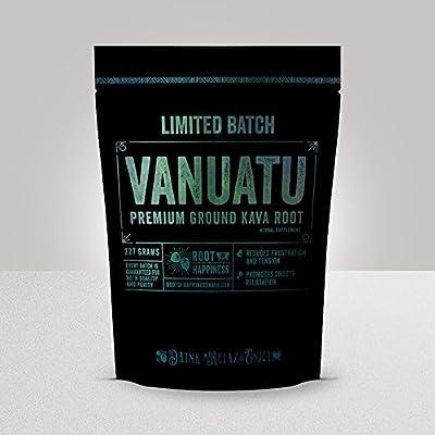 Superior Vanuatu Kava Powder - 1/2lb