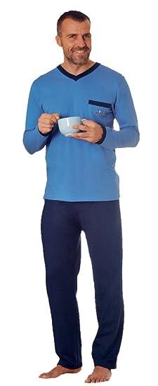 Pijama largo abertura trasera, bien-Ache multicolor multicolor T7