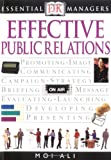Essential Managers Effective Public Relations, Moi Ali, 0789480085