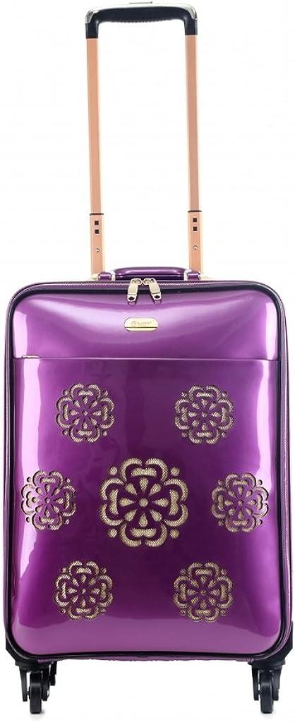 Verona H /& L New Womens Visacci Misacci Vegan Leather Carry-On
