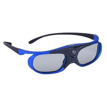 Gafas 3D Universal Dlp Link Obturador Activo Gafas 3D para Xgimi ...