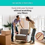 Felt Furniture Pads for Protecting Hardwood Floors
