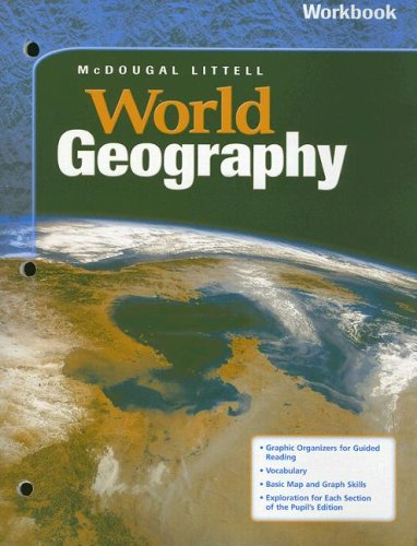 World Geography: World Geography Workbook