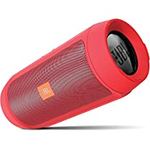 JBL Charge2+ Portable Bluetooth Speaker, Red