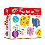 Galt Toys Paint A Piggy Bank Set