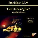 Der Unbesiegbare: Utopischer Roman | Stanislaw Lem