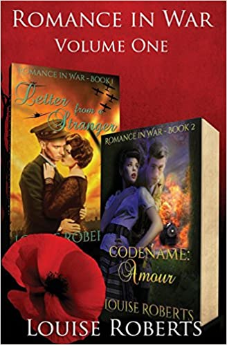 Amazon Romance In War Letter From A Stranger Codename Amour