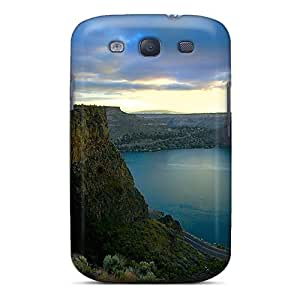 Premium [SwYfytc9279oprXB]open Lake Case For Galaxy S3- Eco-friendly Packaging