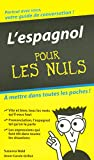 img - for L'espagnol pour les Nuls (French Edition) book / textbook / text book