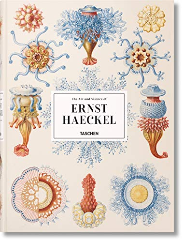 The Art and Science of Ernst Haeckel (Multilingual - Tables Scale Series Theme