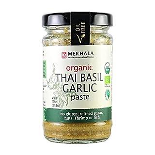 Mekhala Organic Gluten-Free Thai Basil Garlic