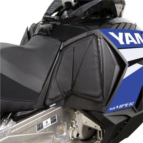 Skinz Protective Gear Pro-Series Console Knee Pads - Black ACKP400-BK - Bk Black Pad