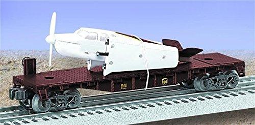 LIONEL UPS Flatcar with - Lionel Ups