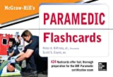img - for McGraw Hill's Paramedic Flashcards book / textbook / text book