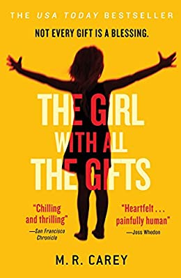 The Girl With All The Gifts - Best zombie book