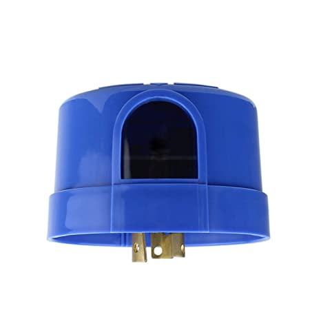Adisolite Photocell Sensor Dusk to Dawn Light Auto On Off Photocell Switch Twist Lock Photocell for LED Parking Lot Lights Street Area Light