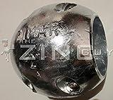 Zimar 5'' Shaft Zinc Anode