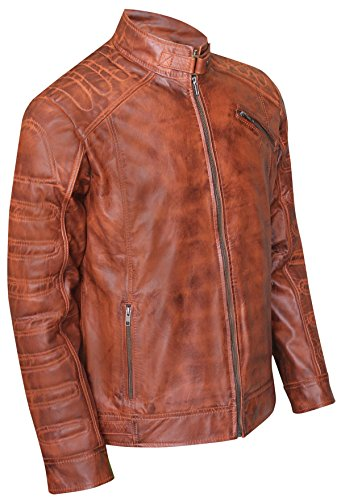 Piumino Uomo Red Brown Giacca Smoke n7nxgZ