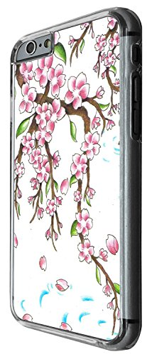 1340 - Cool Fun Trendy cute kwaii japanese chinese hanging colourful floral flowers collage Design iphone 5C Coque Fashion Trend Case Coque Protection Cover plastique et métal - Clear
