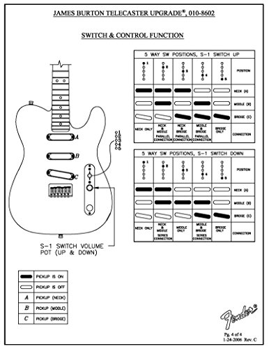 51an7IuVAzL james burton telecaster wiring diagram wiring diagrams schematics