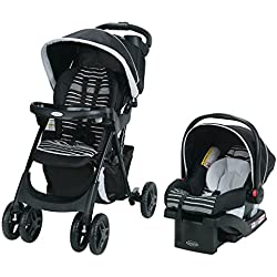 Graco Comfy Cruiser Travel System, Conrad