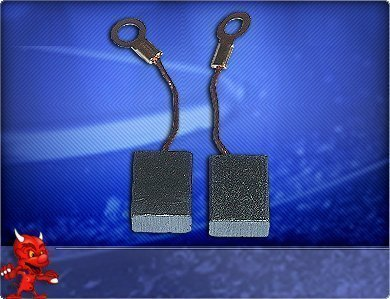 Carbon brushes for Metabo Polisher P 14175, SN 14125, W 14175