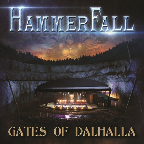Hammerfall: Gates of Dalhalla (Audio CD)
