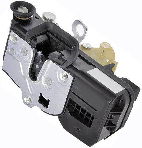APDTY 120317 Door Latch w/Lock Actuator Motor Fits Rear Right Passenger-Side 2006-2011 Chevrolet Impala (Replaces 20790500)