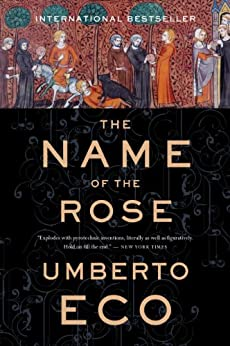 The Name of the Rose by [Eco, Umberto]