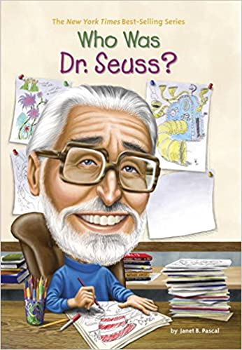 dr.seuss list of books in order