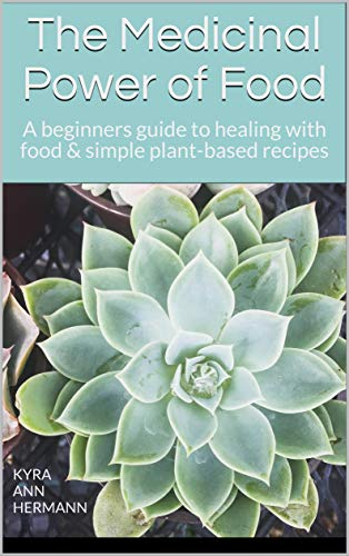 The Medicinal Power of Food: A beginners guide to healing with food & simple plant-based recipes by [Hermann, Kyra Ann]