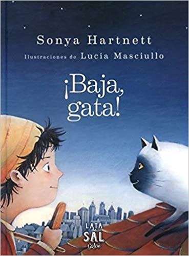 (Spanish Edition): Sonya Hartnett, Lata de Sal, Lucia Masciullo: 9788494113628: Amazon.com: Books