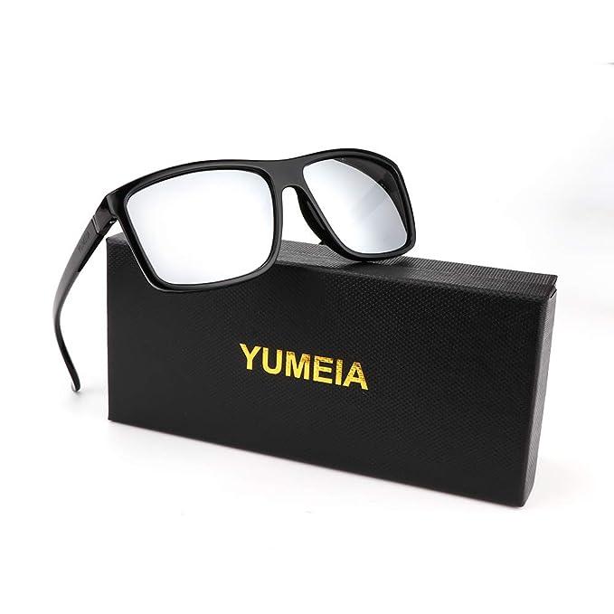 Amazon.com: Gafas de sol para hombres y mujeres, polarizadas ...