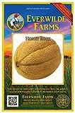 Everwilde Farms - 50 Honey Rock Melon Seeds - Gold Vault Jumbo Seed Packet