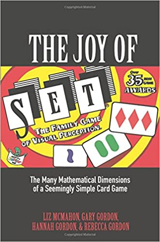 The Joy Of SET: The Many Mathematical Dimensions Of A Seemingly Simple Card Game Ebook Rar