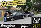 Energizer Jumper Cables Heavy Duty Booster Jump