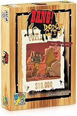 daVinci Editrice S.R.L. Bang. Dodge City – Juego de Cartas: Amazon.es: Juguetes y juegos